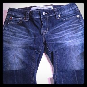 ED HARDY EASY RIDE BOOT CUT JEANS